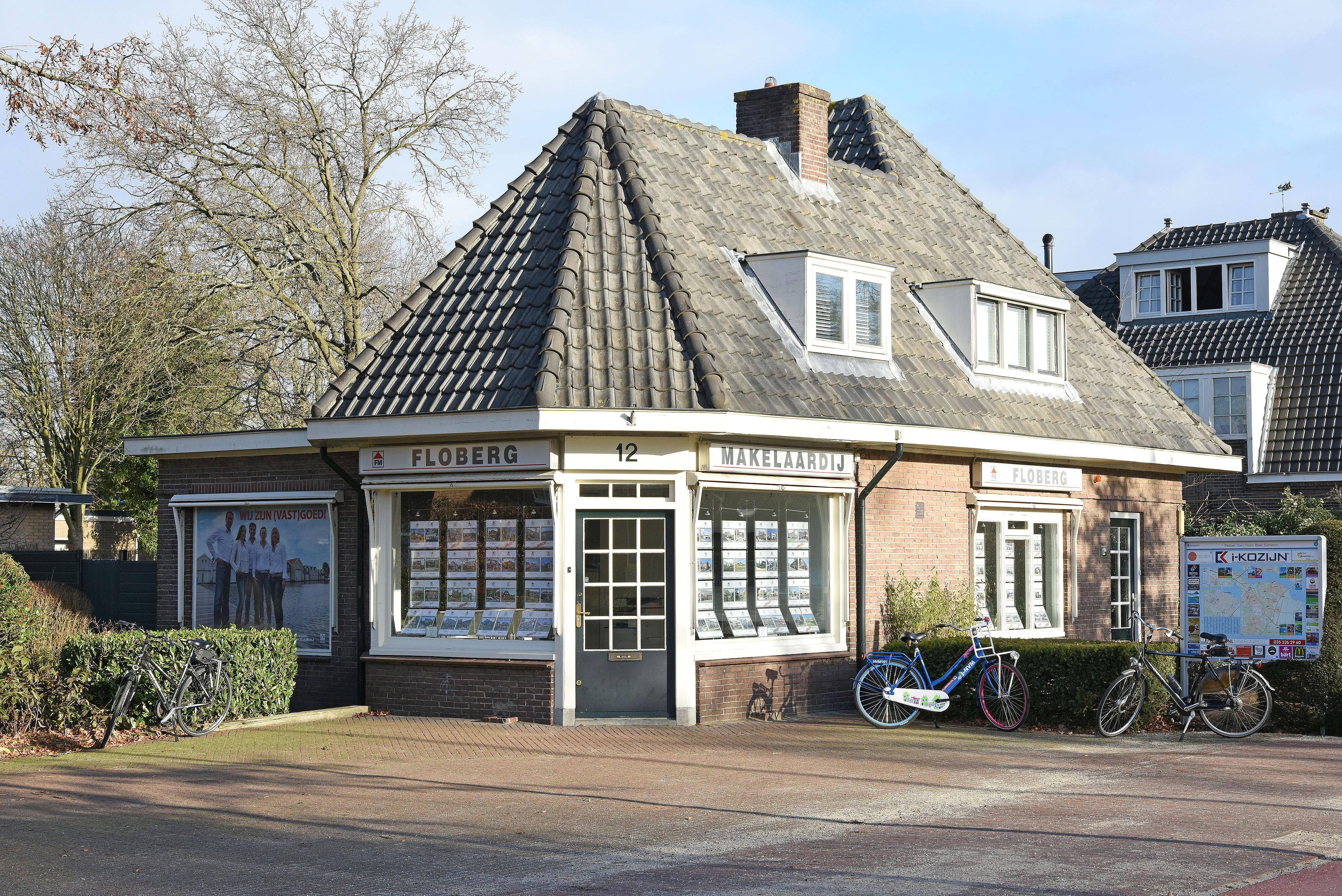 Eten In Huizen : Naarderstraat huizen castanea bedrijfsmakelaars